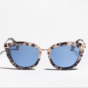 Sonix 'Melrose' Cat Eye Sunglasses